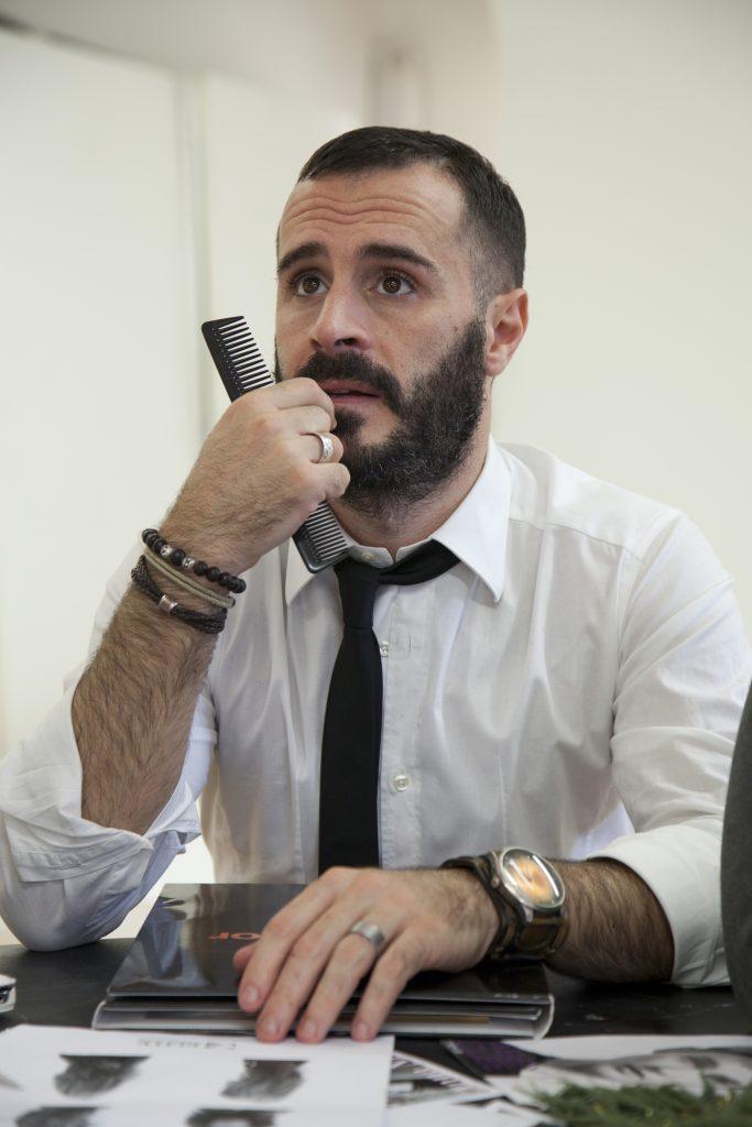 norman-stilista-elite-parrucchieri-Bergamo